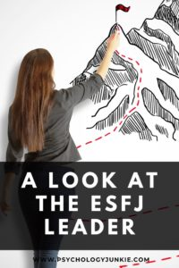 Get an in-depth look at the #ESFJ leader and their unique skills and abilities. #ESFJ #MBTI #Personality