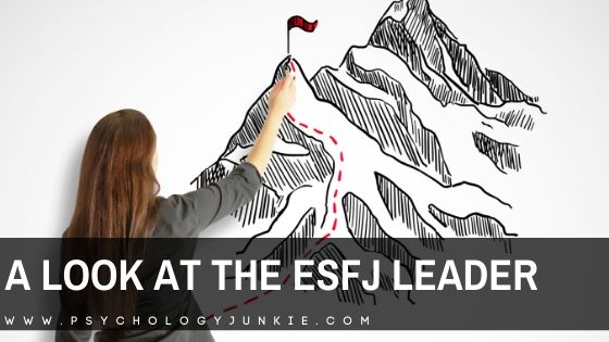 Get an in-depth look at the #ESFJ leader and their unique skills and abilities. #Personality #MBTI