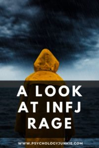 Get an in-depth look at #INFJ anger and rage and how to manage it. #Personality #MBTI