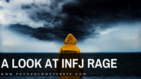 Get an in-depth look at #INFJ anger and rage, and how to deal with it! #MBTI #Personality