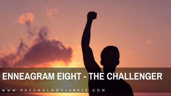The Enneagram 8 – The Challenger