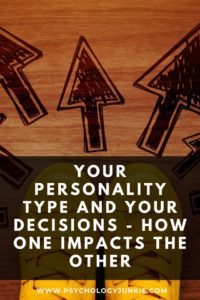 Explore the vastly different decision-making styles of each of the 16 Myers-Briggs® personality types. #MBTI #Personality #INFJ #INFP