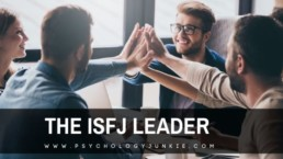 Get an in-depth look at the leadership skills of the #ISFJ personality type! #Personality #MBTI