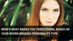 Find out what makes each Myers-Briggs® personality type intimidating. #MBTI #Personality #INFJ #INFP