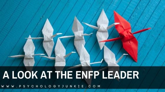 A Look at the ENFP Leader