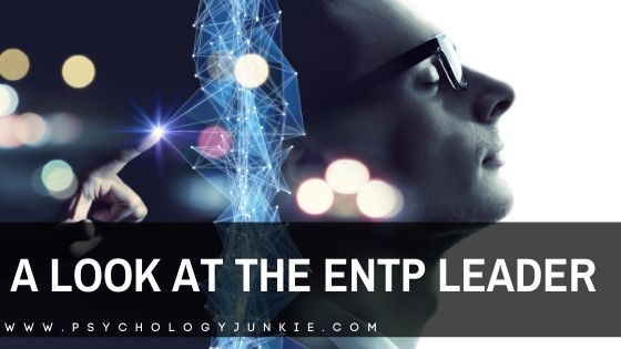 A Look at the ENTP Leader