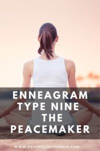 Get an in-depth look at the strengths and struggles of the #enneatype nine. #enneagram #nine