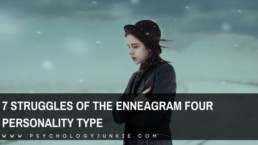 Get an in-depth look at the unique struggles of the Enneagram Four personality type. #Enneatype #enneagram #four