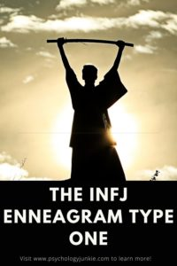 Are you an enneagram One and ALSO an INFJ? Find out how your Myers-Briggs® personality type and enneagram type combine! #INFJ #MBTI #Enneagram
