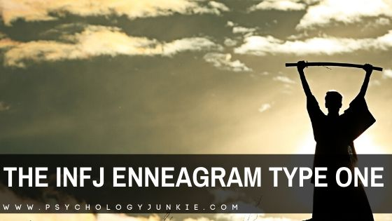 The INFJ Enneagram Type One