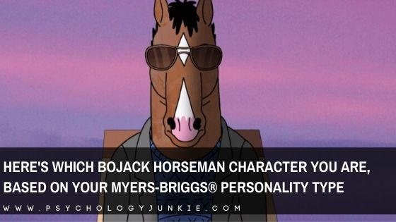 Here's Which Bojack Horseman Character You Are, Based On Your Myers-Briggs® Personality Type