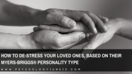 Is someone you love stressed and anxious? Find some ways to support and comfort them during this time. #MBTI #Personality #INFJ #INFP