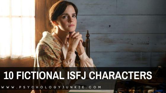 10 Fictional ISFJ Characters