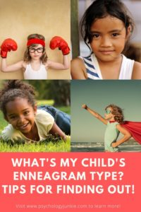 Not sure what your child's enneagram type is? Find out in this easy, informative article! #Enneagram #enneatype #Personality