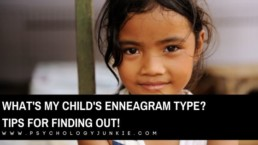 Not sure what your child's enneagram type is? This article can help you to narrow it down! #enneagram #personality #enneatype