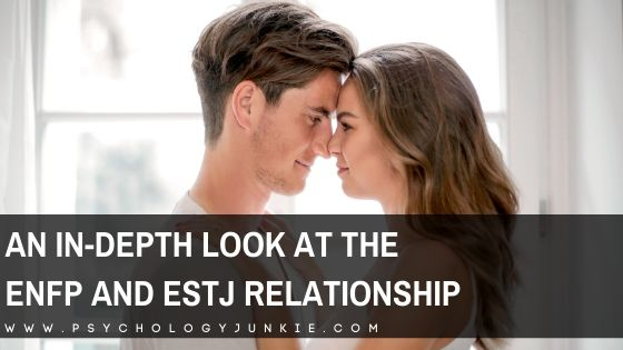 Get an in-depth look at the joys and struggles of the ENFP and ESTJ relationship. #ENFP #ESTJ #MBTI #Personality