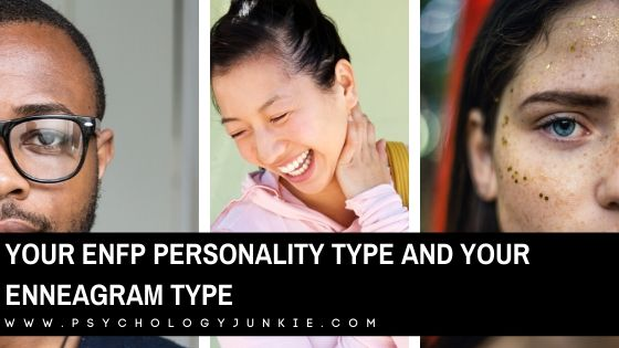 Your ENFP Personality Type and Your Enneagram Type