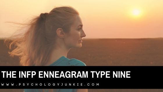 The INFP Enneagram Type Nine