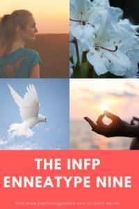 Find out what it's really like to be an #INFP Nine. #enneagram #MBTI #Personality