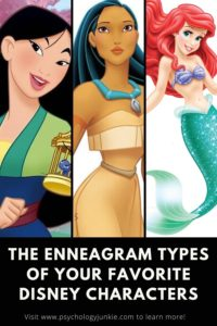 Find out which #Disney character has your enneatype! #Personality #enneagram