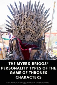 Want to find out which Game of Thrones character has your personality type? Get a glimpse in this article! #MBTI #GOT #Personality #INFJ