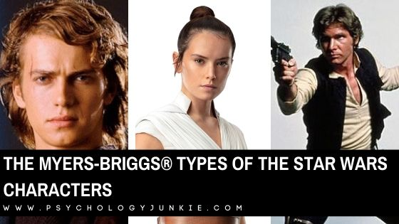The Myers-Briggs® Types of the Star Wars Characters
