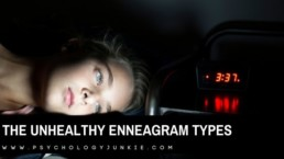 Are you dealing with an unhealthy version of an enneagram type? Here are some tips for deciphering if someone is in an unhealthy state! #enneagram #personality #enneatype