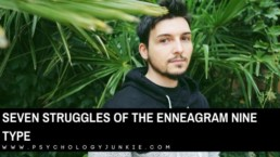 Discover some of the unique struggles of the Enneagram Nine type. #Enneagram #Enneatype #Personality