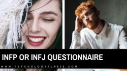 Not sure if you're an #INFJ or an #INFP? Take this questionnaire to find out! #MBTI #Personality
