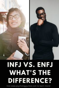 Still trying to decide if you're an #INFJ or an #ENFJ? Explore the differences between these two types to help you decide! #MBTI #Personality