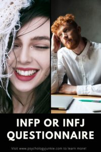 Not sure if you're an #INFP or an #INFJ? Take this quiz to find out! #MBTI #Personality