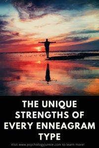Discover the unique and impressive strengths of every Enneagram type. #Enneagram #Personality