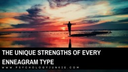Discover the unique strengths of every Enneagram type. #Enneagram #Personality
