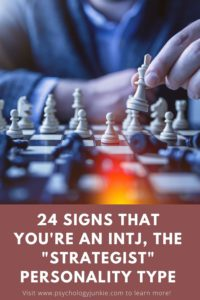 Find 24 things you'll relate to if you're an #INTJ personality type. #Personality #MBTI