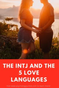 Get an in-depth look at the preferred love languages of the #INTJ personality type. #MBTI #Personality