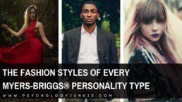 Get a glimpse at the unique styles of each of the Myers-Briggs® personality types. #MBTI #Personality #INFJ #INFP