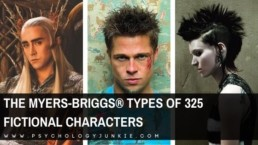 Ever wondered which fictional characters have your personality type? Take a look in this expansive list of over 300 characters! #MBTI #Personality #INFJ #INFP