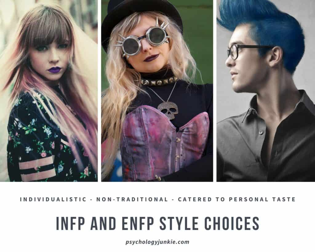 #INFP and #ENFP style sense