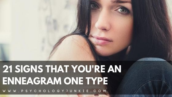 Get an in-depth look at the Enneagram One personality type! #Enneagram #One #Personality
