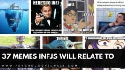 Relatable #INFJ memes that will make you laugh out loud! #MBTI #Personality