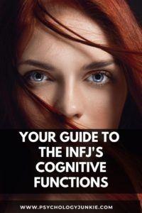 An in-depth, comprehensive look at the eight cognitive functions of the #INFJ personality type. #MBTI #Personality