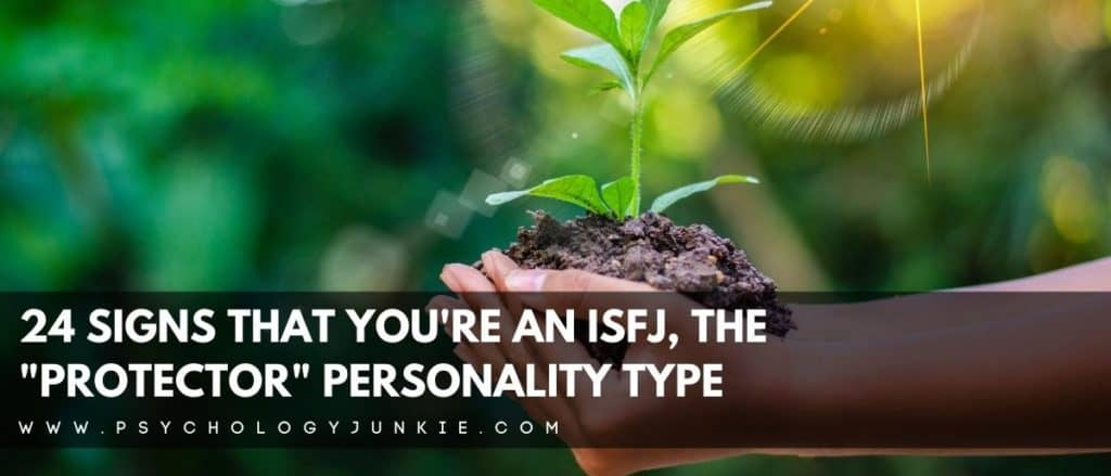 Get an in-depth look at what it's really like to be an #ISFJ personality type. #MBTI #Personality