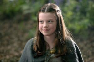 Lucy Pevensie INFP