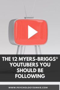 Discover twelve YouTubers who do an excellent job of explaining and entertaining with the Myers-Briggs tool of typology. #MBTI #Personality #INFJ #INFP