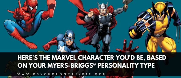 Here's the Marvel Character You'd Be, Based On Your Myers-Briggs® Personality Type