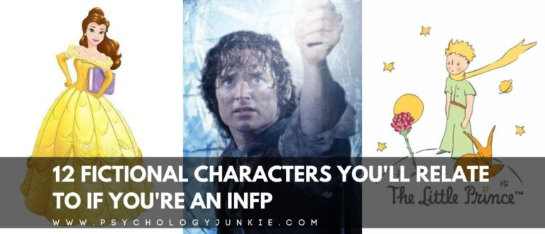 12 Fictional Characters You'll Relate to if You're an INFP