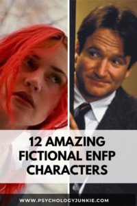 Discover 12 incredible #ENFPs in the movie and book world! #ENFP #MBTI #Personality