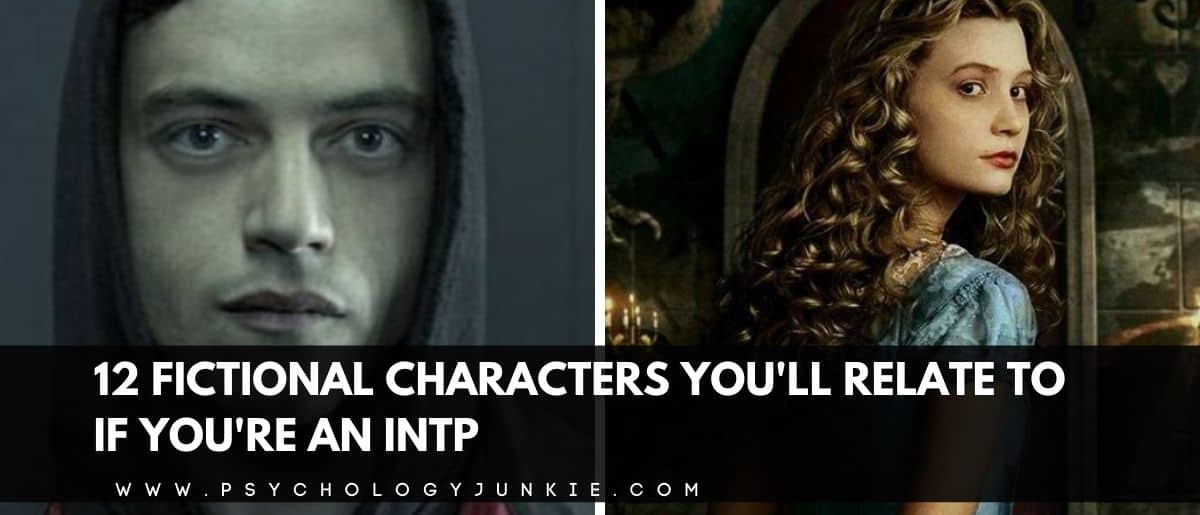 Get an in-depth look at twelve of the most iconic #INTP fictional characters. #MBTI #Personality