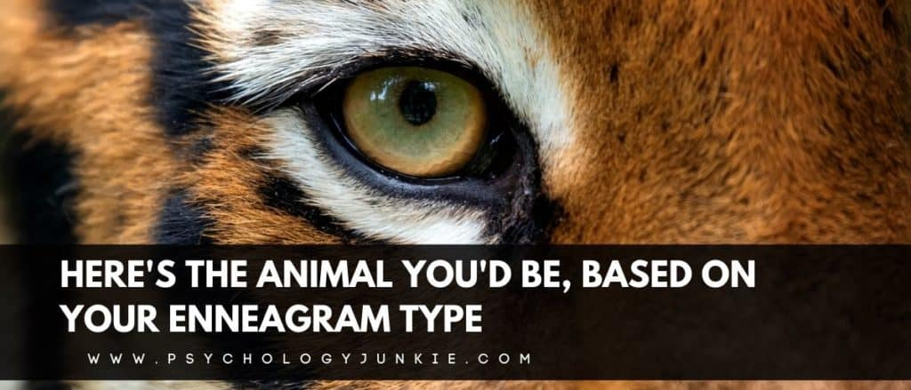 Find out which animal has your Enneagram type! #Enneagram #Enneatype #Personality