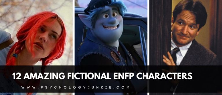 12 Amazing Fictional ENFP Characters